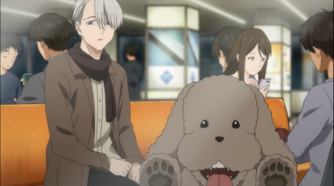 makkachin-welcomes-yuri-at-the-airport